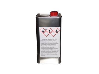 Разбавитель полиуретановый  Hesse DV 4900 1л Изображение 3