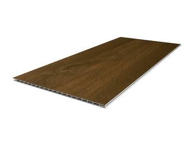 Откос оконный Qunell 200мм, орех (Renolit 2178-007), 6,0 м Изображение