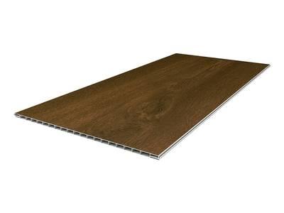Откос оконный Qunell 600мм, орех (Renolit 2178-007), 6,0 м Изображение