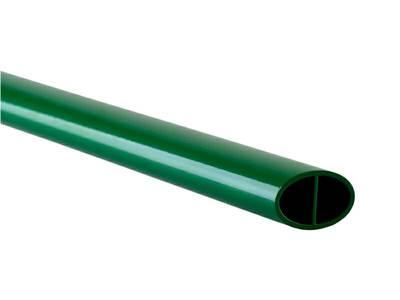 Перекладина горизонтальная для ручки антипаника 1150 мм, зеленая Изображение