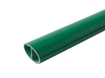 Перекладина горизонтальная для ручки антипаника 1150 мм, зеленая Изображение 2