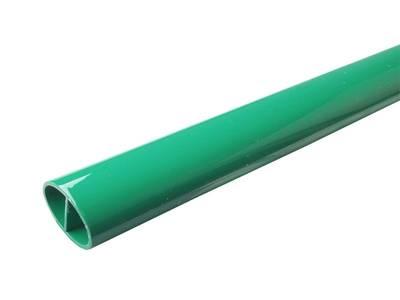 Перекладина горизонтальная для ручки антипаника 1450 мм, зеленый Изображение
