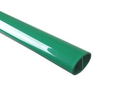 Перекладина горизонтальная для ручки антипаника 1450 мм, зеленый Изображение 3