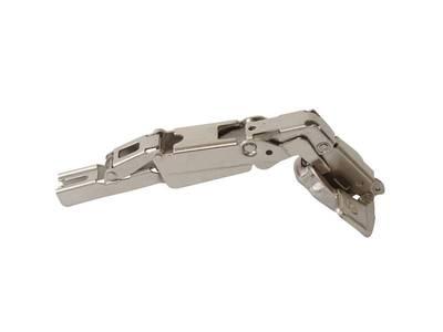 Петля Firmax для накладных дверей Slide-on, угол открывания 165°, 48 мм, шуруп, сталь Изображение 3