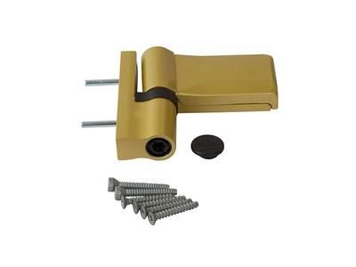 Петля Maxbar KT-V наплав 15-20мм, золото матовое Изображение