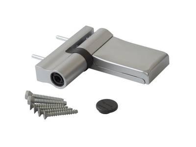 Петля Maxbar KT-V наплав 15-20мм, серебро Изображение 2