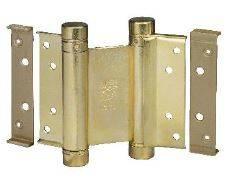 Петля барная 100 мм. для деревянных дверей до 34 кг., латунь Изображение