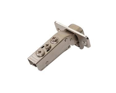 Петля для накладных дверей Firmax Advanced, Soft-Close, Click-On, угол открывания 110°, 48мм Изображение