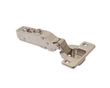 Петля для накладных дверей Firmax Advanced, Soft-Close, Click-On, угол открывания 110°, 48мм Изображение 2