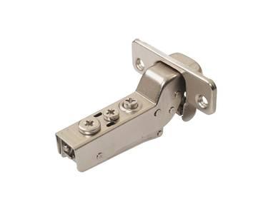 Петля для вкладных дверей Firmax Advanced, Soft-Close, Click-On, угол открывания 110°, 48мм Изображение