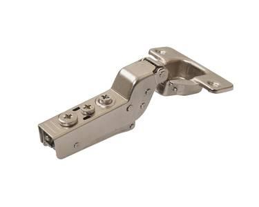 Петля для вкладных дверей Firmax Advanced, Soft-Close, Click-On, угол открывания 110°, 48мм Изображение 2