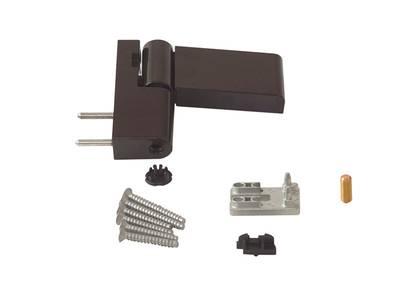 Петля дверная Roto Solid 150 P (17-20.5 мм, 110 кг, коричневый) Изображение