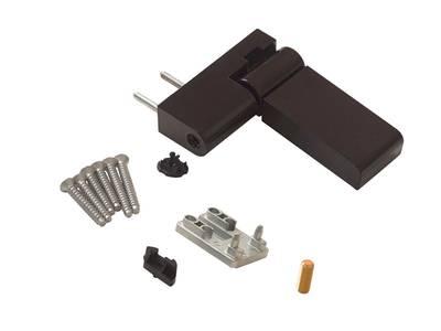 Петля дверная Roto Solid 150 P (110 кг), 17-20,5 мм, Коричневый Изображение 3