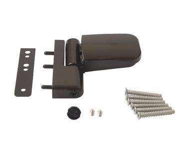 Петля дверная Maxbar 105NN, 16,5-19 мм, коричневая Изображение 2