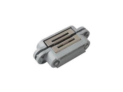 Петля скрытая, 3D, универсальная, 120x30 мм, 40 кг, цамак/нейлон, никель матовый Изображение 7