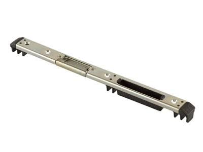 Планка ответная Maxbar RFF49245ARX под ригель с фалевой защелкой, правая, штульп 9 система Изображение