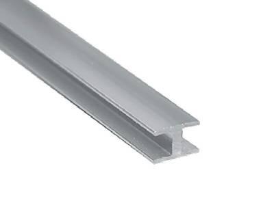 Планка соединительная  для стеновых панелей 6мм,  VEROY, 600мм. Изображение