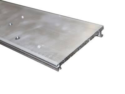 Монтажная пластина 4150мм без обработки 25505103120 Изображение 3