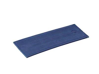 Пластина рихтовочная Bistrong 100x32x2, синяя Изображение