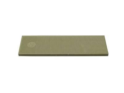 Пластина рихтовочная Bistrong 100x32x4, желтая Изображение 2
