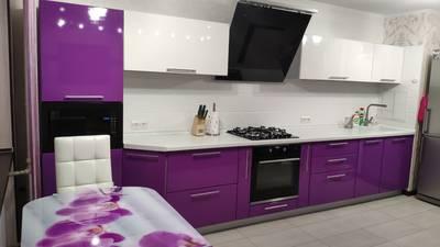 Кухонная столешница ALPHALUX, морозная искра, матовая, R6, влагостойкая, 4200*39*600 мм Изображение 4