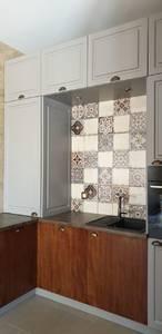 Кухонная столешница ALPHALUX, вулканическая лава, R6, влагостойкая, 4200*39*600 мм Изображение 4