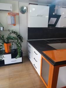 Кухонная столешница ALPHALUX, вулканический пепел, R6, влагостойкая, 4200*39*600 мм Изображение 5
