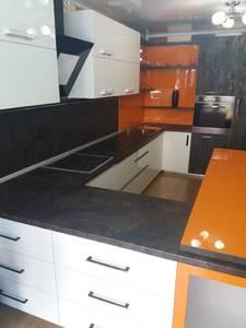 Кухонная столешница ALPHALUX, вулканический пепел, R6, влагостойкая, 4200*39*600 мм Изображение 7