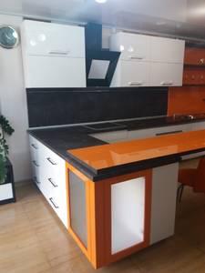 Кухонная столешница ALPHALUX, вулканический пепел, R6, влагостойкая, 4200*39*600 мм Изображение 9