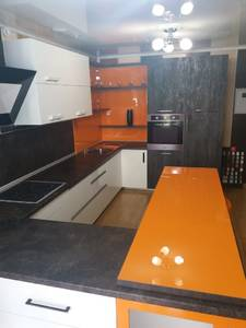 Кухонная столешница ALPHALUX, вулканический пепел, R6, влагостойкая, 4200*39*600 мм Изображение 11