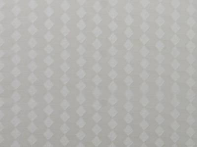 Плита МДФ AGT 1220*18*2800 мм, односторонняя, глянец белый ромб Изображение
