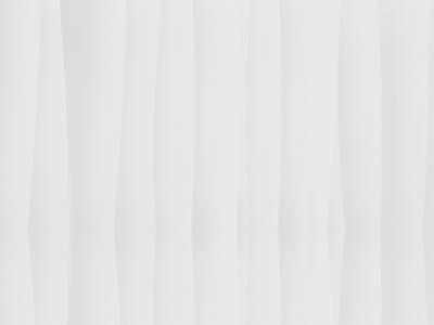 Плита МДФ глянец-матовый AGT PAN122-18 сахара белый 662/1345, 1220*18*2795 Изображение