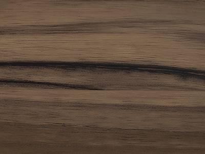 Плита МДФ AGT 1220*18*2800 мм, односторонняя глянец орех милано 627 Изображение