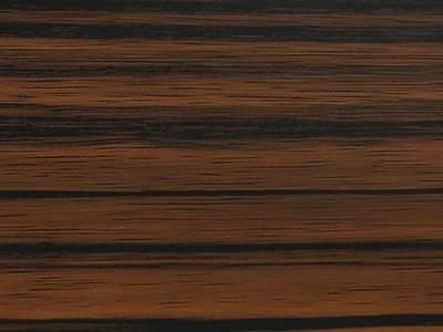 Плита МДФ глянец AGT PAN122-08 эбеновое дерево, 1220*8*2795 мм, односторонняя Изображение