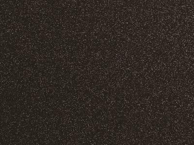 Плита МДФ EVOGLOSS глянец 18*1220*2800 мм, односторонняя, черная галактика P231 Изображение