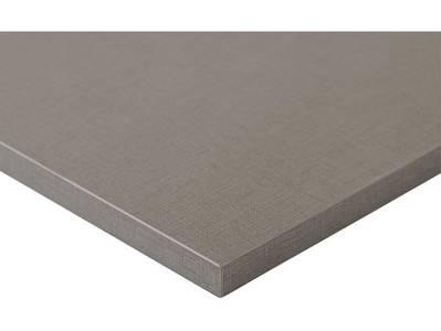 МДФ плита Luxe by Alvic (текстиль графит (Textil  Grafito) глянец, 1220x18x2750 мм) Изображение