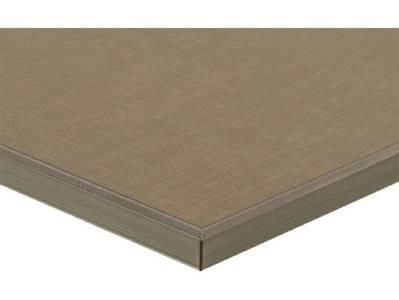 Плита МДФ LUXE 1220*18*2750 мм, глянец текстиль серебро (Textil Plata) Изображение