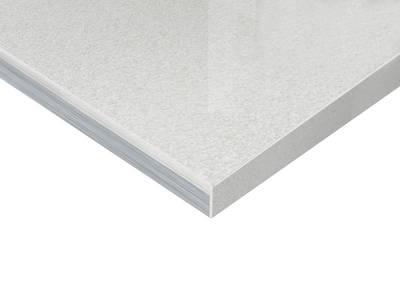Плита МДФ Белый Жемчуг 1005 глянец УФ-лак, 16*1220*2440 мм Изображение