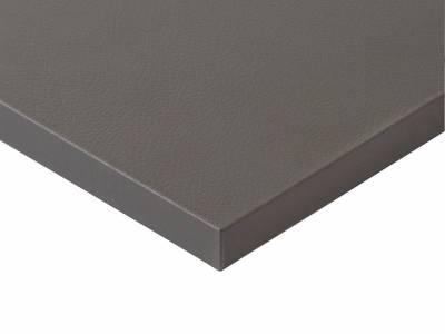 ЛДСП плита Syncron by Alvic (Кожа Антрацит (Leather Dark Grey), 1220x18x2750 мм) Изображение