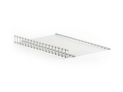 Полка сетчатая 400х3000 мм, металлик серебристый FIRMAX Изображение
