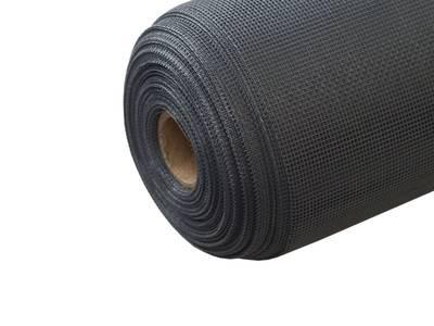 Полотно москитной сетки HEBEI (B=1600 мм, L=30 м, серый) [отпускается кратно 1.5 м.п.] Изображение