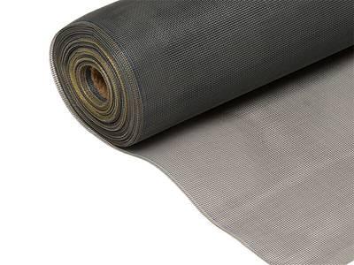 Полотно москитной сетки BAUSET (B=1200 мм, L=30 м, серый) [отпускается кратно 1 рулону] Изображение