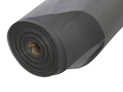 Полотно москитной сетки BAUSET (B=1200 мм, L=30 м, серый) [отпускается кратно 1 рулону] Изображение 2