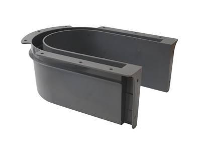 Приспособление для ящика Firmax под мойку П-образное, серый Изображение 5