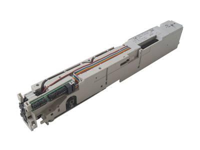 Привод PORTEO 230 В (привод + скользящий канал + крышка), серебро, 60010001 Изображение 3