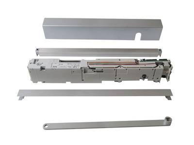 Привод PORTEO 230 В (привод + скользящий канал + крышка), серебро, 60010001 Изображение 7