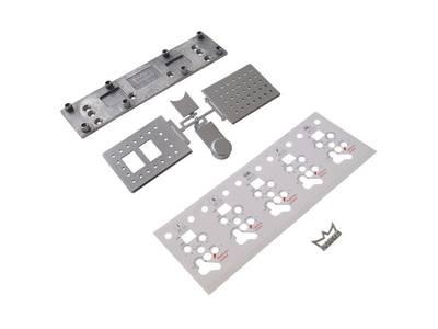 Привод PORTEO 230 В (привод + скользящий канал + крышка), серебро, 60010001 Изображение 9