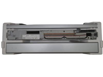 Привод PORTEO 230 В (привод + скользящий канал + крышка), серебро, 60010001 Изображение 6