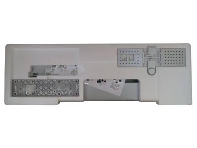 Привод PORTEO 230 В (привод + скользящий канал + крышка), серебро, 60010001 Изображение 5