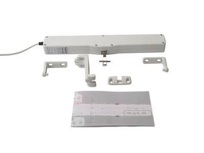 Автоматический привод цепной Giesse VARIA SLIM BASE 230V, белый Изображение 2